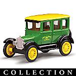 1:43 John Deere Vintage Vehicles Diecast Car Collection