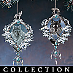 Wolf Ornaments Collection
