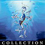 Ocean Reflections Collectible Dolphin Mobile Decoration Collection