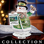 Irish Blessings Snowman Figurine Collection