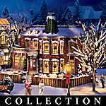 It's A Wonderful Life Christmas Village Collection
