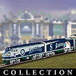 Seattle Mariners Express Major League Baseball Train Collection