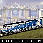 Kansas City Royals Express Major League Baseball Train Collection