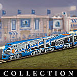 Dallas Mavericks Express NBA Basketball Train Collection