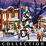 Andy Griffith Show Mayberry Christmas Village Collection