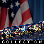 To Serve And Protect Express Police-Themed Train Collection