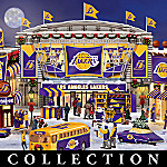 Los Angeles Lakers Christmas Village Collection