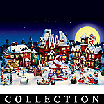 Tim Burton's The Nightmare Before Christmas Collectible Christmas Town Collection