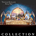 Thomas Kinkade The Last Supper Figurine Collection