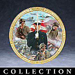 USMC: Honor Courage Committment Collector Plate Collection