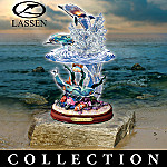 Christian Riese Lassen The Rainbow Sea Dolphin Figurine Collection