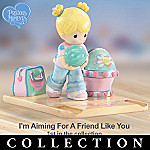 Precious Moments League Of Love Figurine Collection
