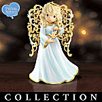 Precious Moments Angels Of Good Tiding Figurine Collection