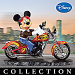 Mickey And Friends Fun On The Open Road Figurine Collection