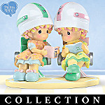 Precious Moments Beauty Shop Buddies Friendship Figurine Collection
