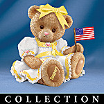 Support Our Troops Teddy Bear Figurine Collection