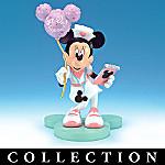 Disney Minnie Mouse Nurse Figurine Collection