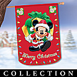 Mickey & Friends Decorative Flag Collection