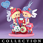 Precious Moments Live And Laugh Figurine Collection