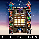 Guardians Of Ancient Treasure Figurine Perpetual Calendar Collection