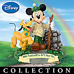 Disney Mickey's Irish Blessings Figurine Collection
