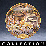Visions Of The Wild Collector Plate Collection