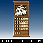 Bev Doolittle Seasons Of The Spirit Collector Plate Calendar Collection