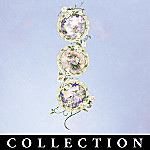Lena Liu Floral Fantasy Collector Plate Collection