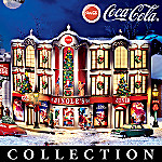 COCA-COLA(R) Holiday Collectible Village Collection