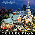 Thomas Kinkade Hometown Village Collection