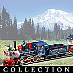 The Spirit Of America Patriotic Electric Train Collection