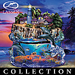 Lassen's Luminous Paradise Marine Art Figurine Collection