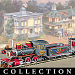 Civil War Confederate Express Electric Train Collection