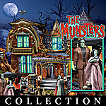 The Munsters(TM) Halloween Village Collection