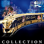 King Of Rock 'n' Roll Express Elvis Train Collection