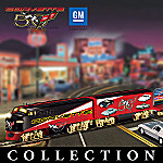 50th Anniversary Corvette(R) Express Classic Car Train Collection