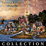 Thomas Kinkade Seaside Village Collection