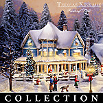 Thomas Kinkade's Collectible Village Christmas Collection
