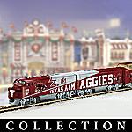 Texas A&M Express NCAA Football Train Collection