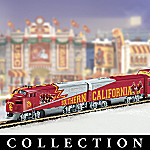 USC Trojans Express NCAA Football Train Collection