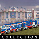 Chicago Cubs Express Major League Baseball Train Collection