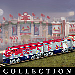 St. Louis Cardinals Express Major League Baseball World Series Champions Train Collection