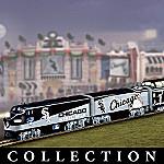 Chicago White Sox Express Major League Baseball Train Collection