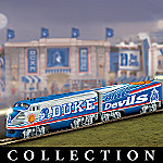 Duke Blue Devils Express NCAA Football Train Collection