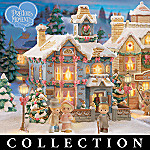 Precious Moments Christmas Carol Village Collection