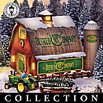 Thomas Kinkade & John Deere Creek Collectible Village Collection