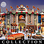 Cleveland Browns Collectible Christmas Village Collection