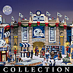 Dallas Cowboys Collectible Christmas Village Collection