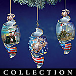 U.S. Marines Always Faithful Ornament Collection