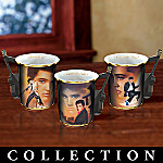 Elvis Presley's Greatest Hits Mug Collection